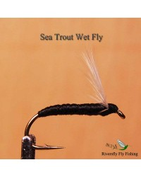 Sea Trout Queen Ant Wet Fly
