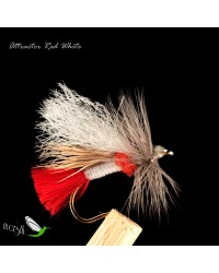 Mosca Attractor Red White