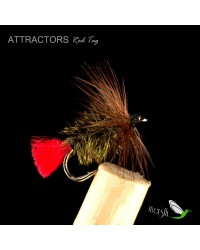 Red Tag Attractor Fly