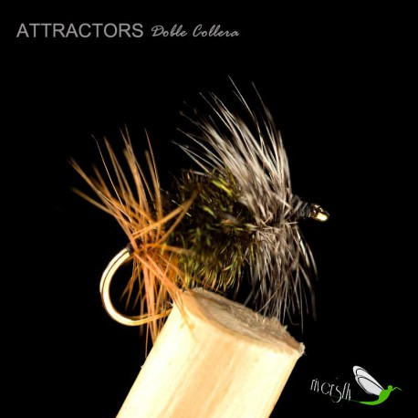 Doble Collera Attractor Fly