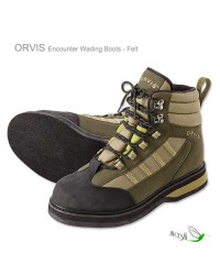 Encounter Felt Wading Boots Orvis