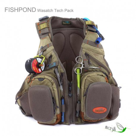 Wasatch Tech Pack by Fishpond