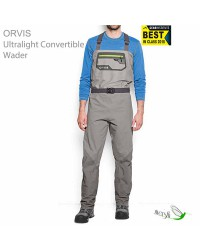 Ultralight Convertible Wader by Orvis