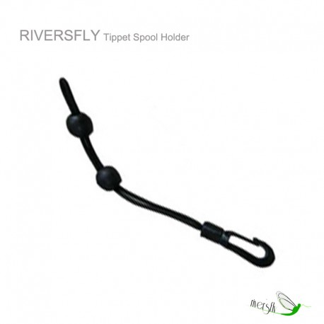 Tippet Spool Holder by Riversfly
