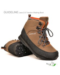 Chaussures Wading Laxa 2.0 Traction Guideline