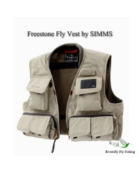 Freestone Simms Fly Vest