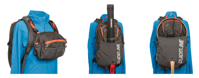 Experience Waistbag Guideline Fly Fishing