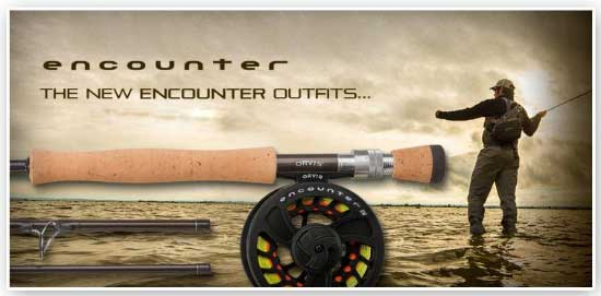 Orvis Encouter fly rods