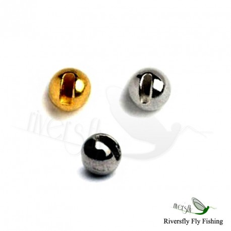 Tungsten Slotted Beads 100 Units