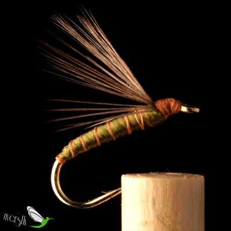 Sil wet fly