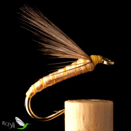Chickpea Floss Wet Fly
