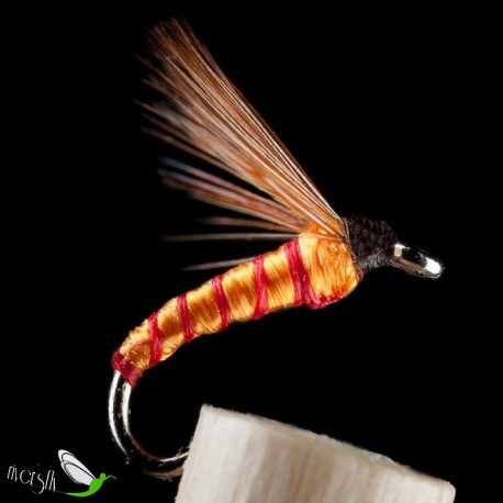 Cascudo Aphid Wet Fly