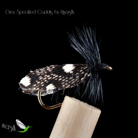 Sedge Grey Speckled