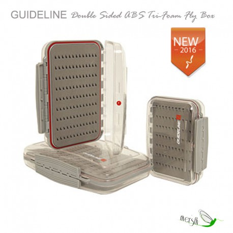 Double Sided ABS Tri-Foam Fly Box