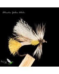 Mosca Attractor White Yellow