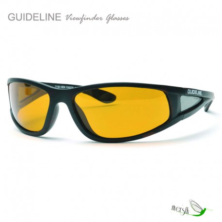 Viewfinder Polarized Sunglasses by Guideline