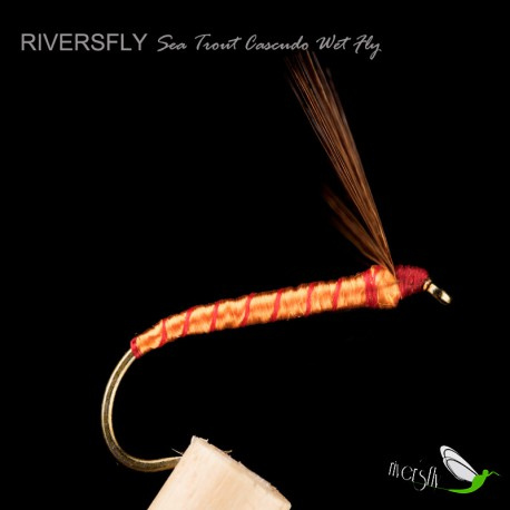 Sea Trout Cascudo Wet Fly