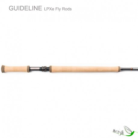 LPXe Guideline Fly Rods - Double Hand