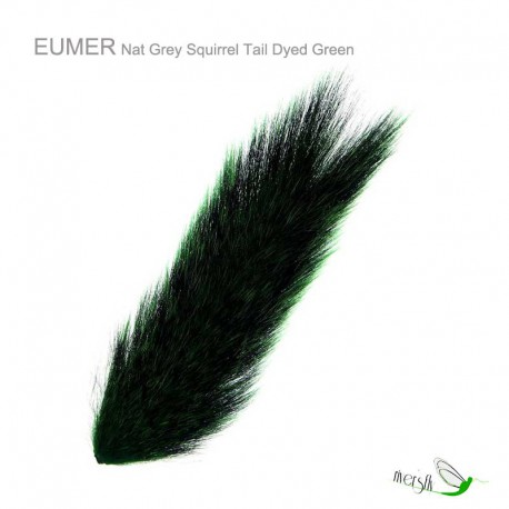 Squirrel Tail Dyed Eumer