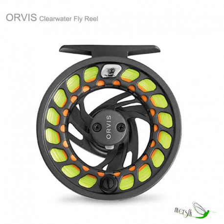Moulinet Mouche Orvis Clearwater Series