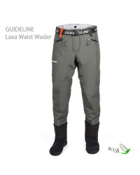Laxa Waist Wader by Guideline