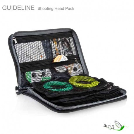 Shooting Head Pack by Guideline