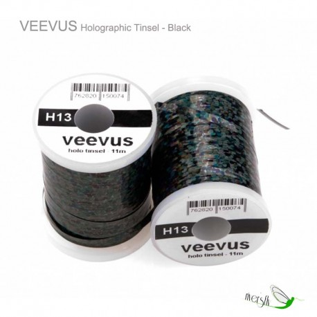 Holographic Tinsel Veevus