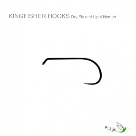 Hooks for Dry Fly and Light Nymph