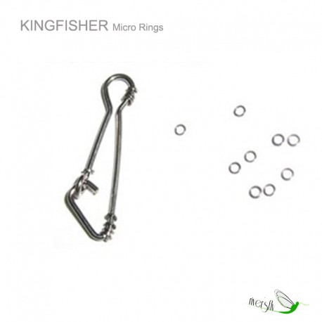 Tippet Rings by Kingfisher