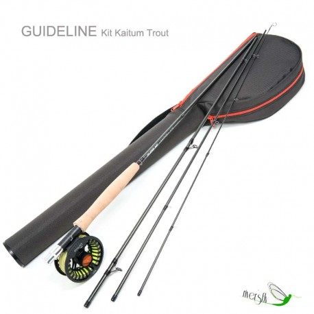 Guideline Kaitum Trout Complete fly fishing kit