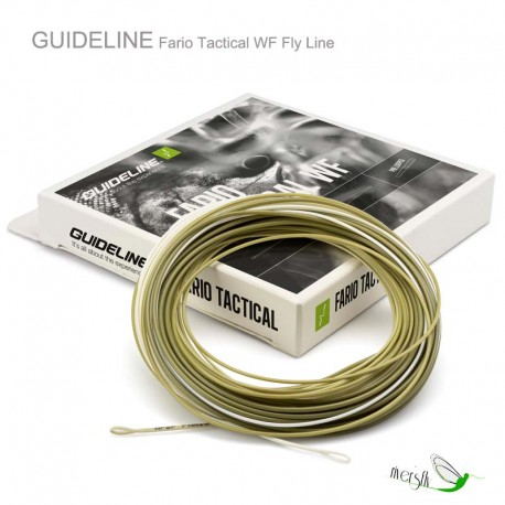 Guideline Fario Tactical WF Float Fly Fishing Line