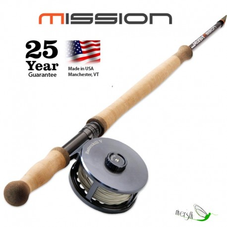 Orvis Mission Two-handed Fly Rods (six pieces)