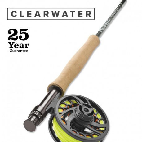 Orvis Clearwater Travel Rod