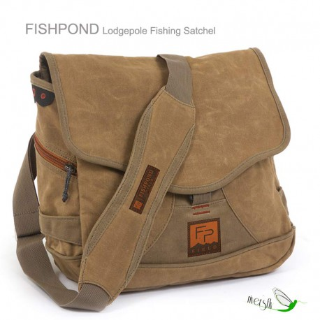 Lodgepole Fishing Satchel by Fishpond