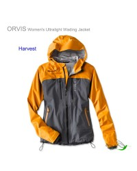 Impermeable de Mujer Orvis Ultralight Wading Jacket