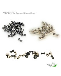 Dumbbell-Shaped Eyes by Veniard