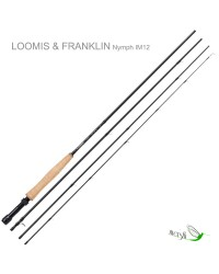 IM12 Nymph Fly Rod by Loomis & Franklin