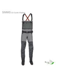Waders Respirant Simms G3 Guide