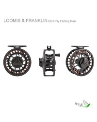 DGS Fly Fishing Reel by Loomis & Franklin