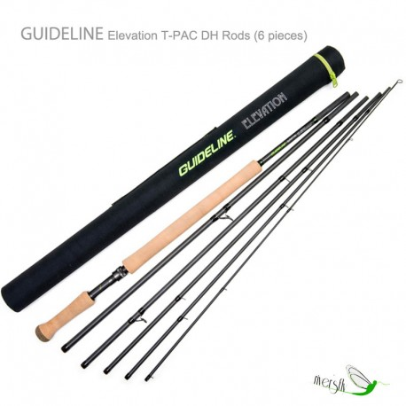 Canne DH Guideline Elevation T-PAC (6 pieces)