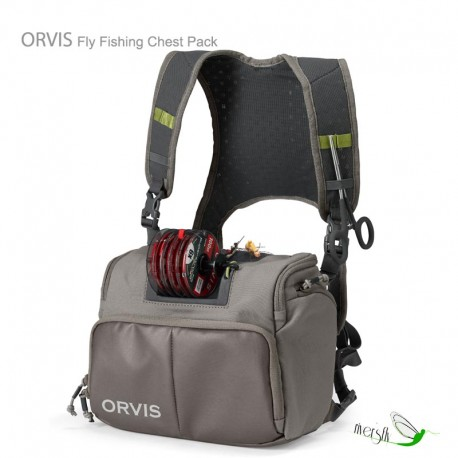 Orvis fly-fishing Chest Pack