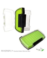 Kingfisher double-sided silicone box