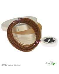 Natural Silk Fly Fishing Line ST - DT by JMC